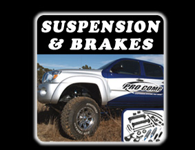 Suspension & Brakes